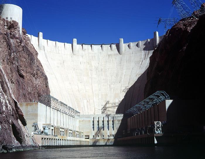 La diga di Hover Dam