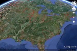 Google Earth e le immagini recenti del nostro pianeta.