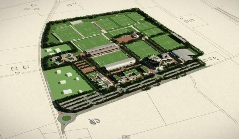 Centro Tecnico del Bologna FC a Granarolo