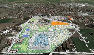 Mappa Outlet San Giovanni Persiceto